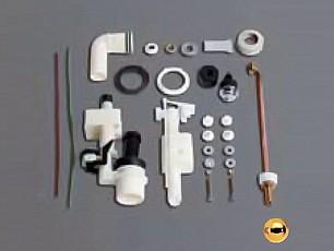 Комплект механизма двойного слива Simas Lante D25oro комплект механизма слива creavit cocuk it1025