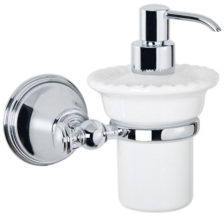 Дозатор жидкого мыла хром Tiffany World Harmony TWHA108cr дозатор д жидкого мыла ofelis harmony