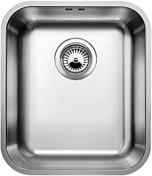 Кухонная мойка Blanco Supra 340-U полированная сталь 518200 цены