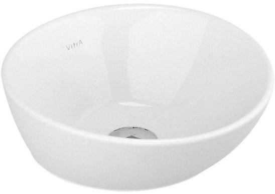 Раковина-чаша 38 см белый Vitra Geo 4421B003-0016 раковина vitra matrix 5147b003 0016