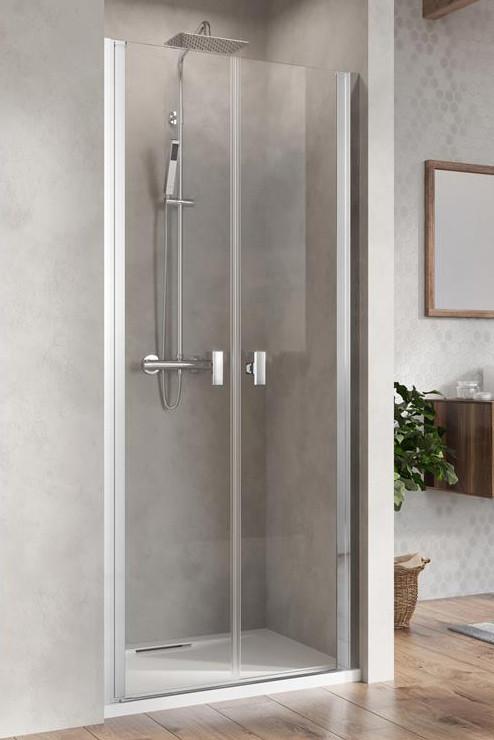 Душевая дверь Radaway Nes DWD I 80 прозрачное недорого