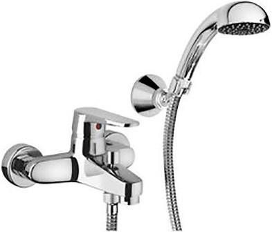 Смеситель для ванны Paini Ventus 93CR105KM термостат для ванны paini lady 89op105thkm