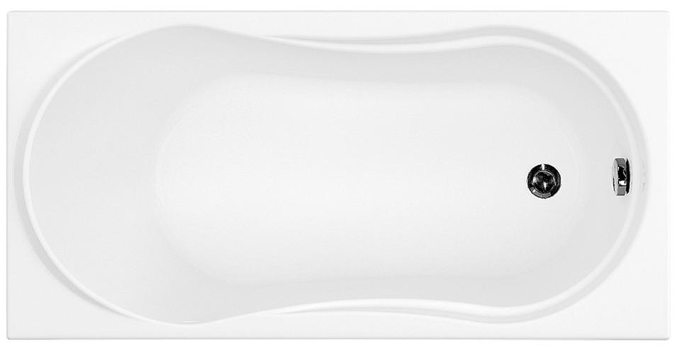 Акриловая ванна 169,4х73,9 см Aquanet Corsica 00205480 акриловая ванна aquanet corsica 150x75 без гидромассажа