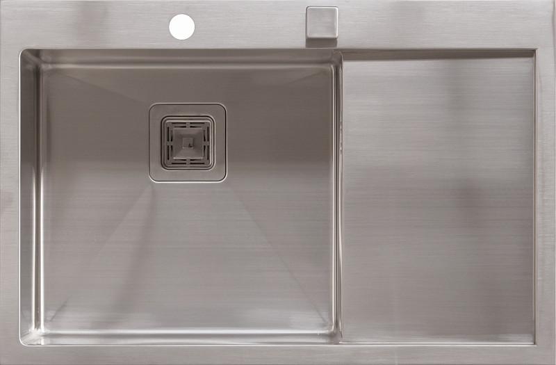 Кухонная мойка Seaman Eco Marino SMB-7851RSQ.B кухонная мойка seaman eco marino smb 4550s b