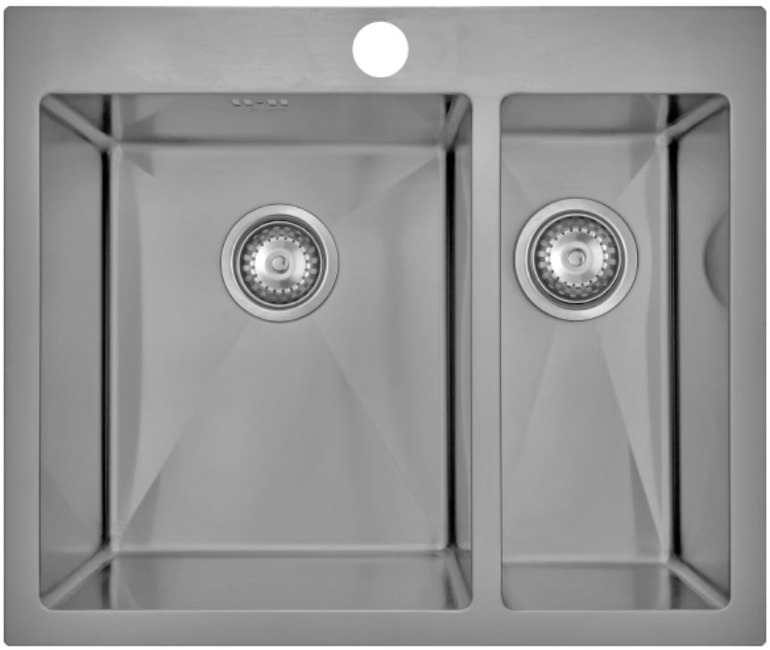 Кухонная мойка Seaman Eco Marino SMV-575DR.A