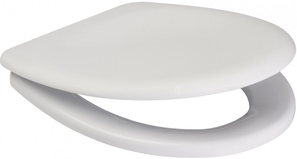 Крышка-сиденье Cersanit Delfi P-DS-DELFI-D сиденье для унитаза cersanit parva дюропласт стандарт s ds parva d m p ds parva d
