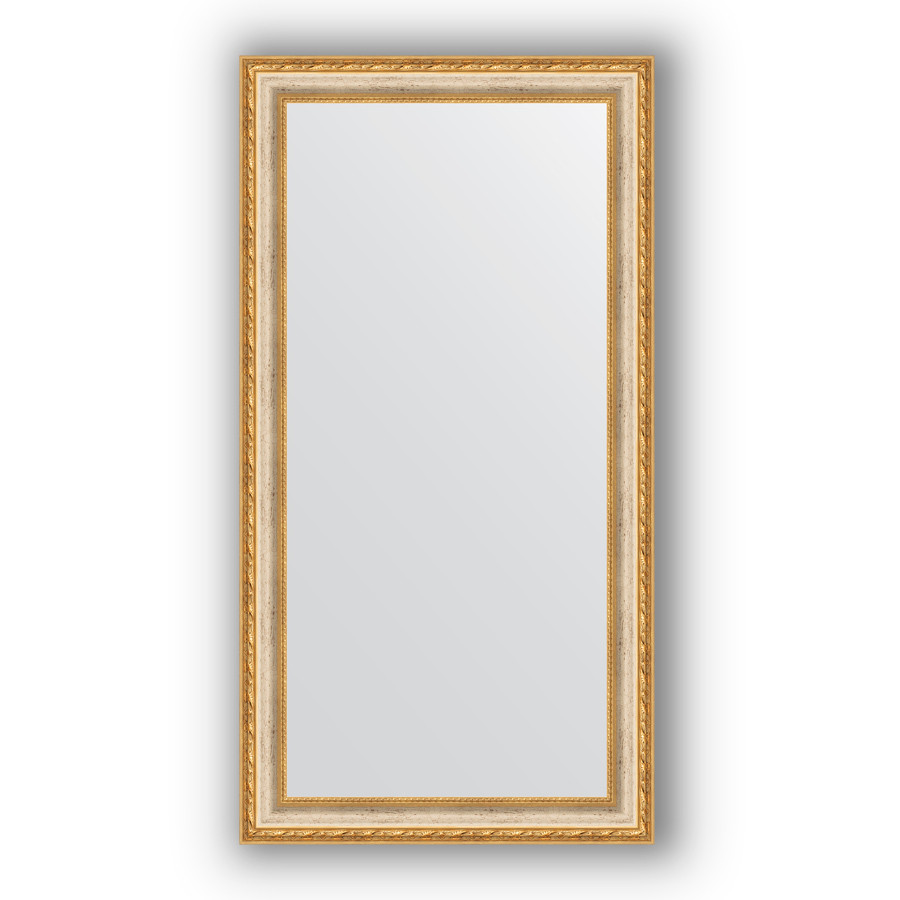 Фото - Зеркало 55х105 см версаль кракелюр Evoform Definite BY 3077 зеркало evoform definite 95х75 версаль кракелюр