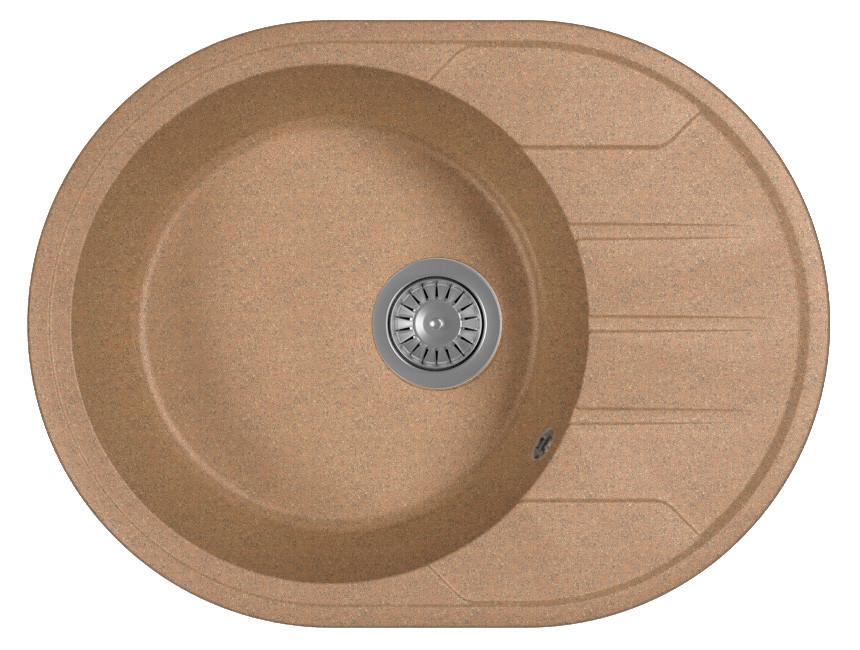 Кухонная мойка Bamboo Лиана терракота 29.020.B0620.406