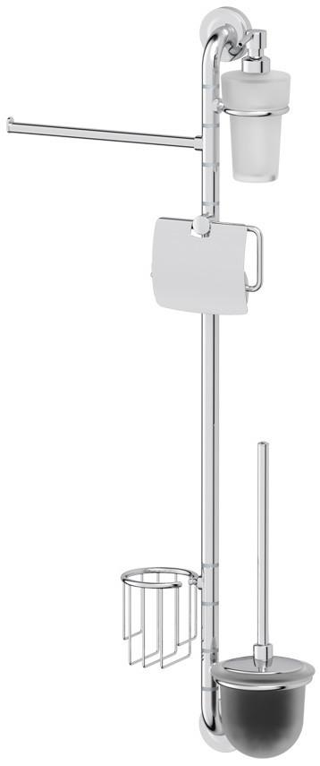 Комплект для туалета Ellux Elegance ELE 076