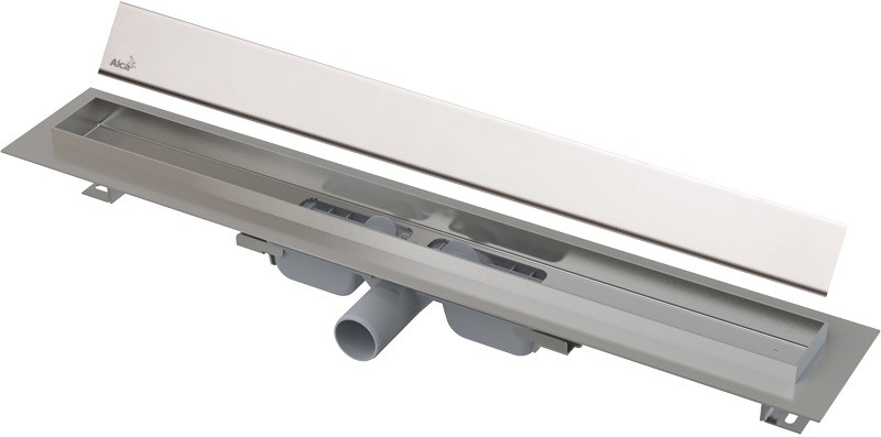Душевой канал 294 мм нержавеющая сталь AlcaPlast APZ106 Design APZ106-300 + DESIGN-300MN душевой канал 744 мм alcaplast apz106 apz106 750