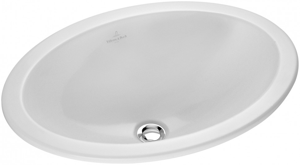 Раковина 66x47 см Villeroy & Boch Loop Friends 615530R1