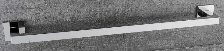 Полотенцедержатель 69,5 см Colombo Design BasicQ B3711