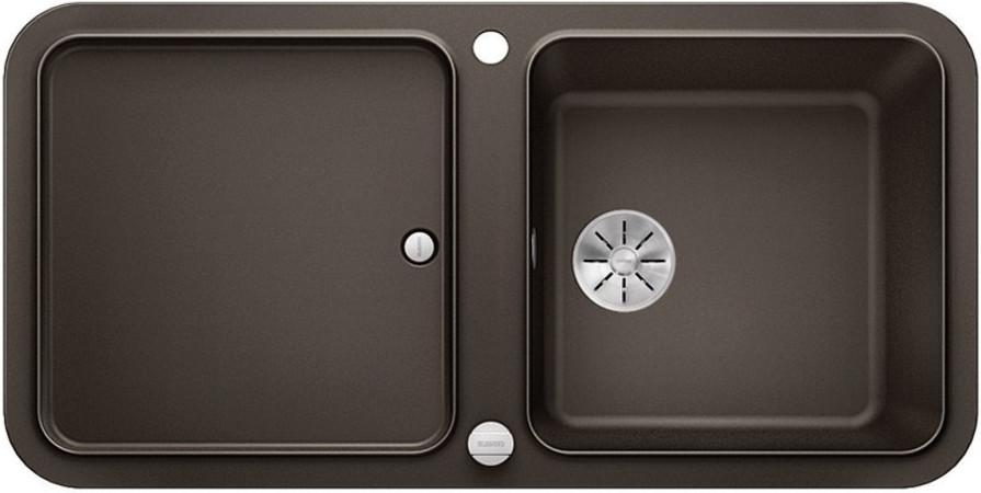 Кухонная мойка Blanco Yova XL 6S InFino кофе 523603