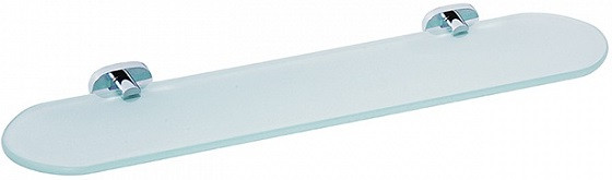Полка стеклянная 52 см Bemeta Oval 118402031 ведро bemeta 5l 104315012