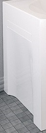 Торцевая панель левая 60 см Vannesa Монти 2-51-0-1-0-213