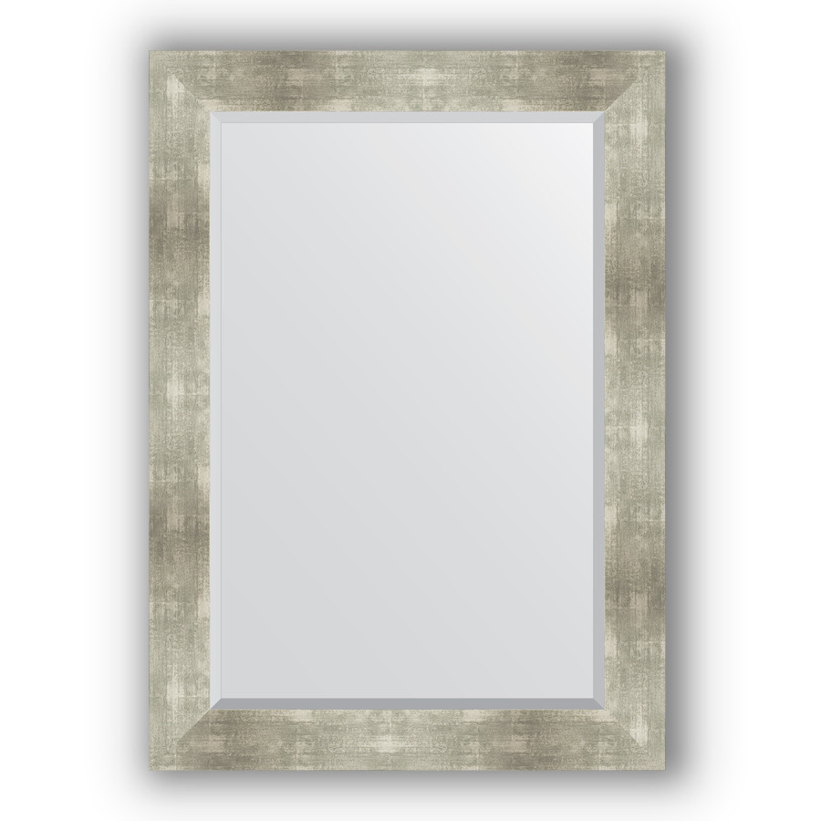Зеркало 76х106 см алюминий Evoform Exclusive BY 1200 зеркало 51х111 см алюминий evoform exclusive by 1149