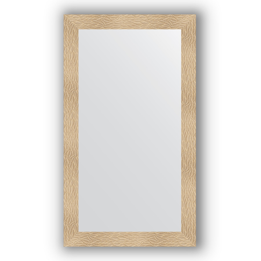 Зеркало 80х140 см золотые дюны Evoform Definite BY 3309 зеркало evoform definite floor 201х111 золотые дюны