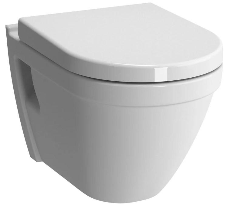 Унитаз подвесной с сиденьем микролифт Vitra S50 5318B003-6039 vitra s50 с функцией биде 5318b003 0850
