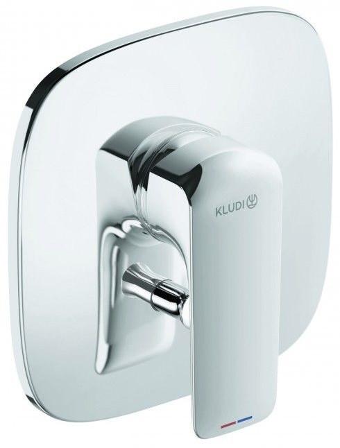 Смеситель для ванны Kludi Ameo 416500575 смеситель на борт ванны kludi ameo 414480575 хром