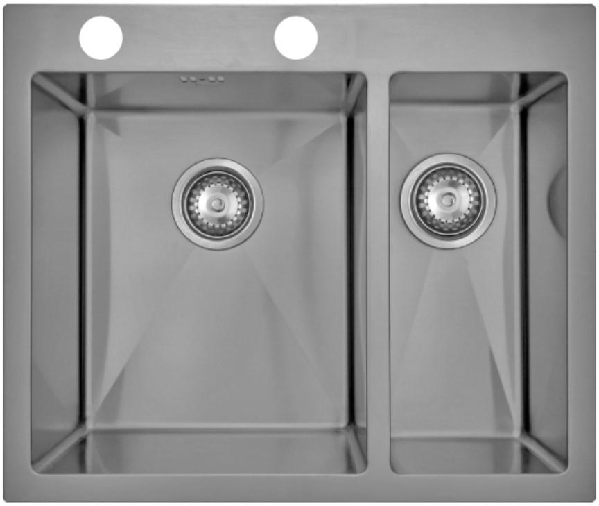 Кухонная мойка Seaman Eco Marino SMV-575DR.B фото