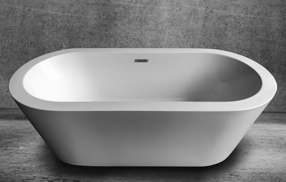 Акриловая ванна 170х80 см Abber AB9213