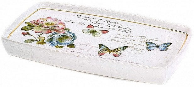 Фото - Подставка для предметов Avanti Butterfly Garden 13882TY подставка