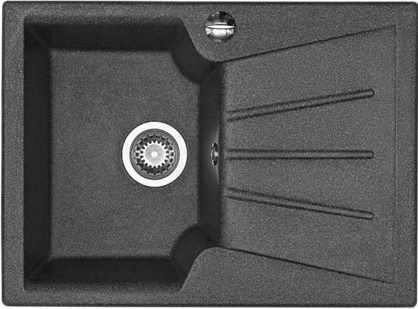 Кухонная мойка графит Акватон Монца 1A716032MC210
