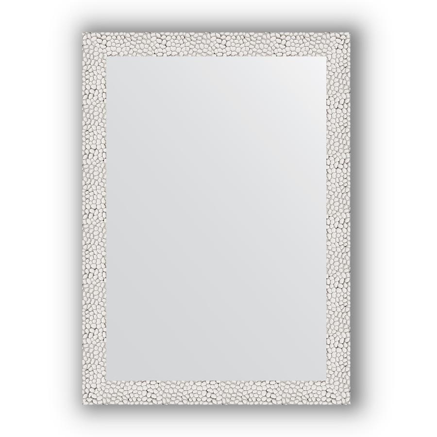 Зеркало 51х71 см чеканка белая Evoform Definite BY 3034
