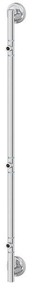Штанга для 3-х аксессуаров FBS Ellea ELL 075 штанга для 2 х аксессуаров fbs ellea ell 074
