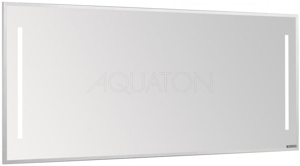 Фото - Зеркало 150х65,4 см Акватон Отель 1A107502OT010 полка стеклянная 95 см акватон отель 1a110403xx010