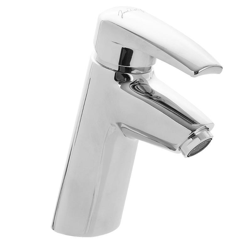 Смеситель для раковины с донным клапаном Jacob Delafon Panache E72240-CP смеситель для умывальника damixa venus 168570064 с донным клапаном