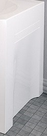 Торцевая панель правая 60 см Vannesa Монти 2-51-0-2-0-213