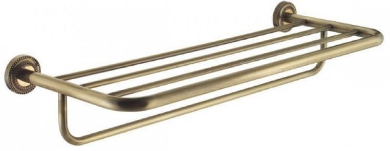 Полка для полотенец 61 см Fixsen Antik FX-61115 fixsen antik fx 61115