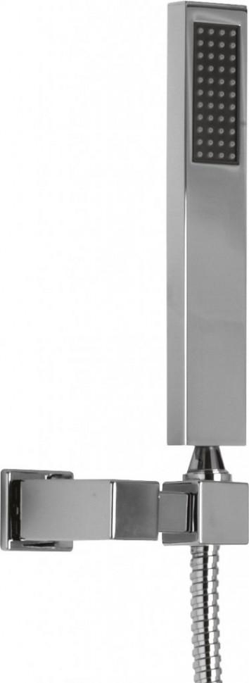 Душевой набор хром, ручка хром Cezares Levico LEVICO-KD-01-Cr
