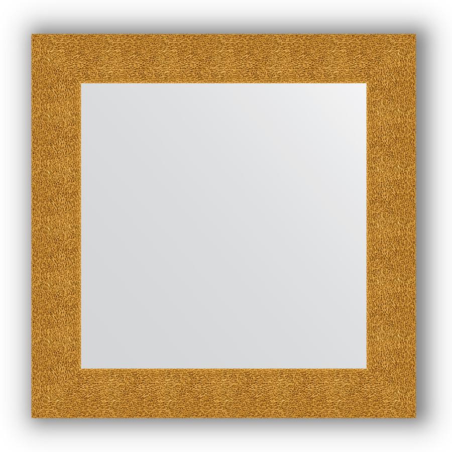 Фото - Зеркало 70х70 см чеканка золотая Evoform Definite BY 3150 зеркало 70х70 см чеканка серебряная evoform definite by 3151