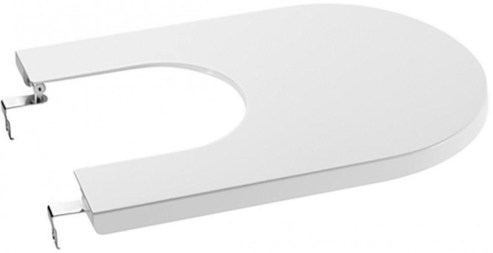 Крышка для биде с микролифтом Roca Inspira 80652200B крышка roca meridian биде лакированная с механизмом мягкого закрывания 8062a2004