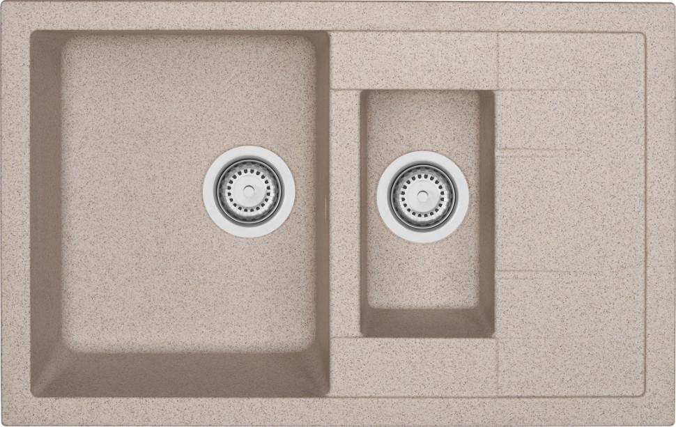 Кухонная мойка терра Longran Ultra ULS780.500 15 - 38 цена