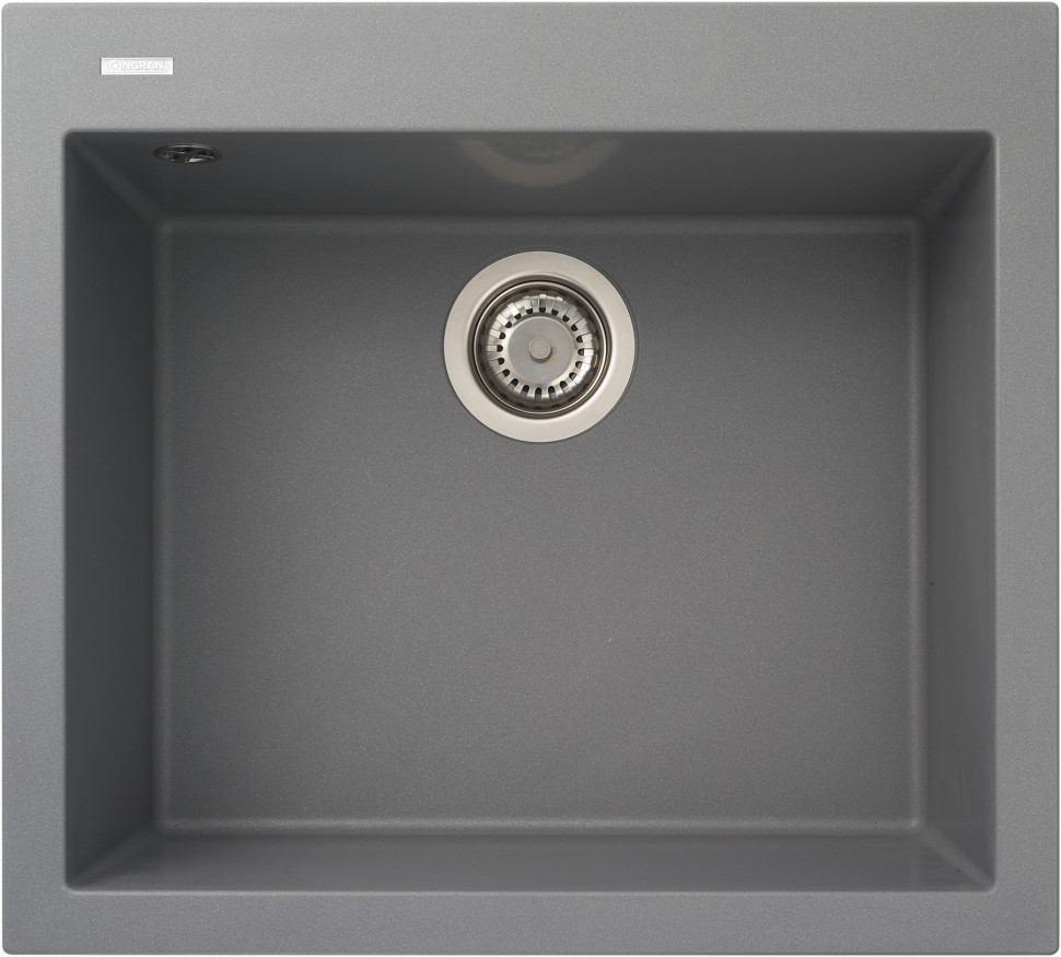 Кухонная мойка крома Longran Cube CUG560.500 - 49