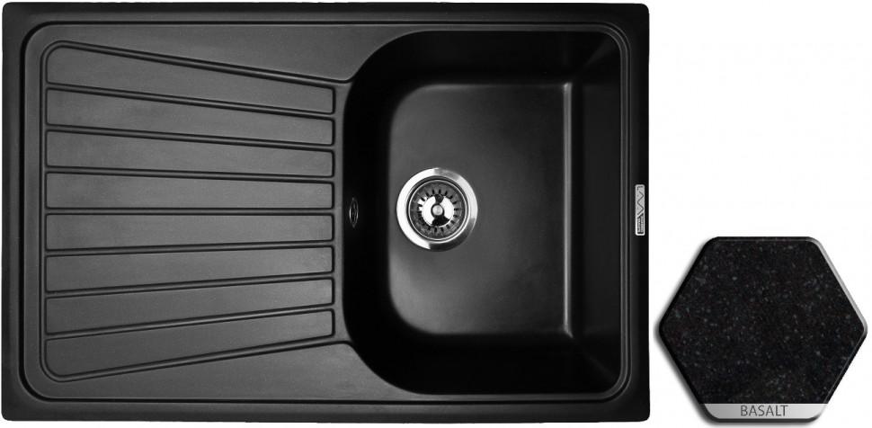 цена на Кухонная мойка BASALT Lava L3.BAS