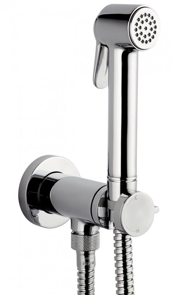 Гигиенический комплект Bossini Paloma Brass E37005B.030 цена