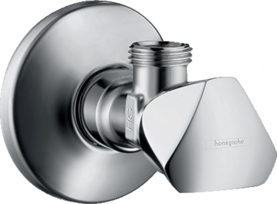 Hansgrohe Metropol E 13902000 Вентиль с рукояткой угловой переходник hansgrohe angle valve e 13902000