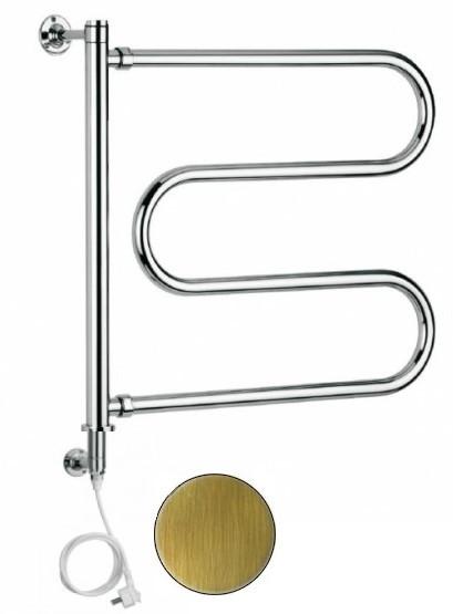 Полотенцесушитель электрический Margaroli Vento 500 бронза 500OBC электрический полотенцесушитель margaroli panorama 8424704crnb