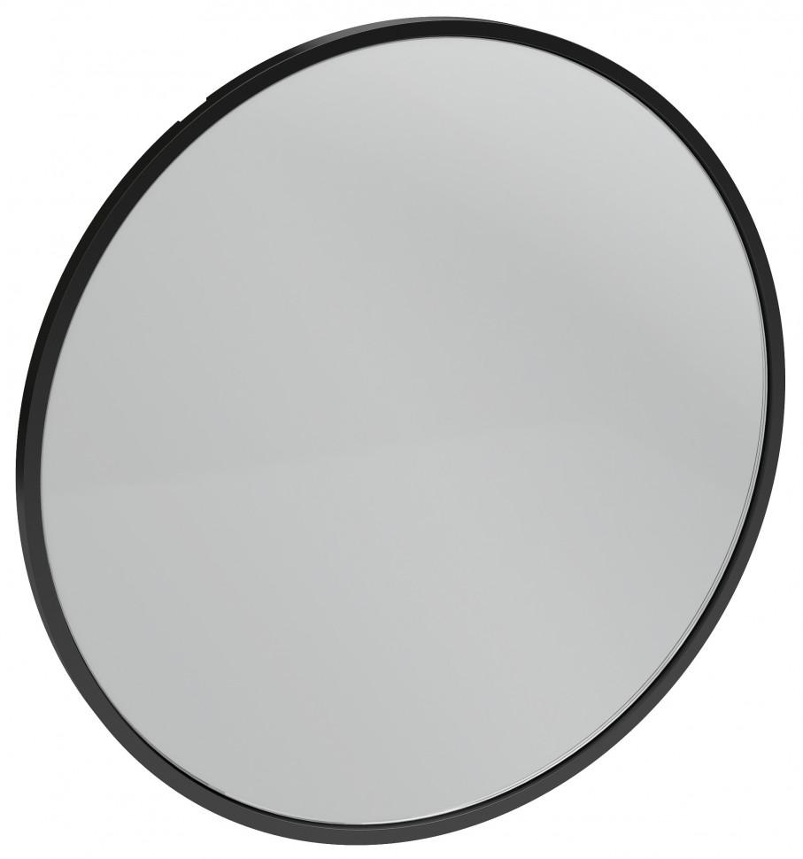 Зеркало 50х50 см черный матовый Jacob Delafon Odeon Rive Gauche EB1176-BLV фото