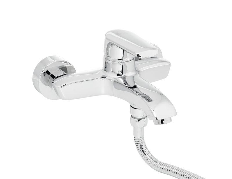 цена на Смеситель для ванны, однорычажный Paulmark Leipzig LE112007