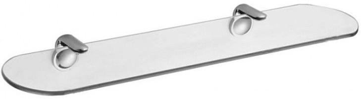 Полка стеклянная 50 см Fixsen Rosa FX-95003 полка стеклянная 50 см fixsen rosa fx 95003