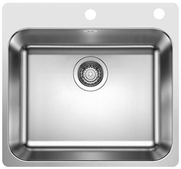 Кухонная мойка Blanco Supra 500-IF/A полированная сталь 523362