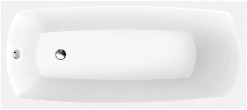 Квариловая ванна 170х75 см альпийский белый Villeroy & Boch My Art UBQ170MYA2V-01 фото