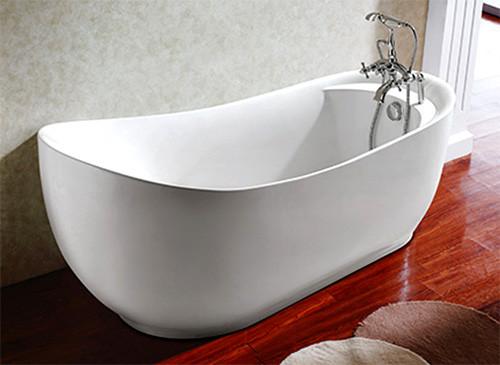 Акриловая ванна 170х85 см Abber AB9214