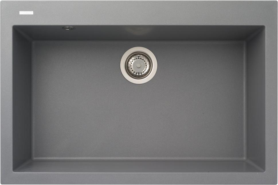 Кухонная мойка крома Longran Cube CUG760.500 - 49
