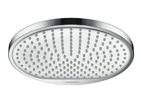 Верхний душ Hansgrohe Crometta S 240 1jet LowPressure мин 0,2 бар 26725000 верхний душ hansgrohe crometta e 240 1jet lowpressure 26722000